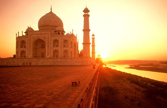 Taj Mahal Pictures Scenic Travel Photos: THE MOST BEAUTIFUL PLACES IN INDIA